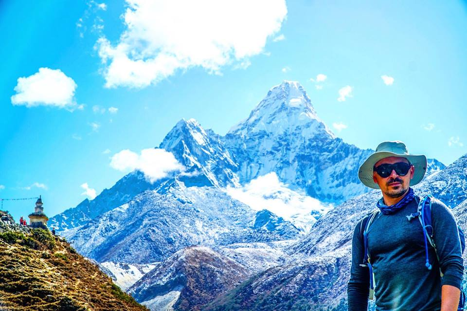 Everest Base Camp Trek from Salleri